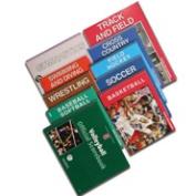 Cramer Products Scorebook 191306 Scorebook - NFSHSA Track And Field