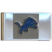 Siskiyou Gifts FMCL105 Detroit Lions Large NFL Money Clip