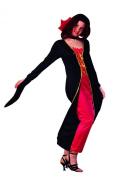 RG Costumes 81215 Classic Vampira Costume