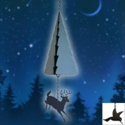 North Country Wind Bells Inc. 207.5016 Pocono Mountains with hummingbird wind catcher