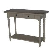4D Concepts 570479 Simple Simplicity Entry Table -Buttermilk