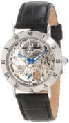 Charles-Hubert Paris 6790-B Stainless Steel Case Mechanical Watch