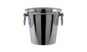 Paderno World Cuisine 56120-22 Wine Bucket Stainless Steel 1 Bottle