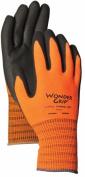 Atlas Glove WG520L Large Wonder Grip High Visibility Nitrile Palm Gloves