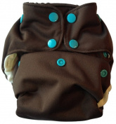 Smart Bottoms Smart 3.0 OS Organic All-in-one Cloth Nappy