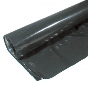 Warp Brothers 3ft. X 50ft. 4 ML Black Consumer Roll Plastic Sheeting 4CH350-B