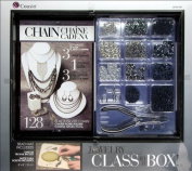 Cousin Jewellery Basics Class in a Box Kit, Silver Chain