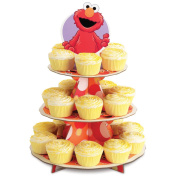 Treat Stand-Elmo 30cm x 41cm Holds 24 Cupcakes