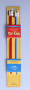 Lion Brand Knitting Needles For Kids, 18cm , Size 10