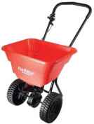Earthway Products Deluxe Residential Spreader Red 80 Pound Hopper - 2050SU