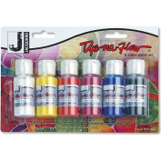Jacquard Products 471005 Dye-Na-Flow Six Pack-1 Ounce