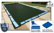 Arctic Armour WC840 12 Year 12x24 Rectangle In Ground Swimming Pool Winter Covers