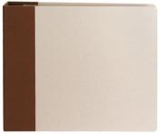 American Crafts Modern D-Ring Album 3.7mX30cm , Brown
