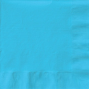 Creative Expressions Luncheon Napkins 50-Pack, Pastel Blue