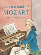 Alfred 06-446247 My First Book of Mozart - Music Book