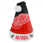 NHL 2011 Colorblock Santa Hat, Detroit Red Wings