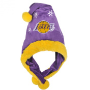 NBA Thematic Headwear Santa Hat, Los Angeles Lakers