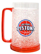 Detroit Pistons Official NBA Crystal Freezer Mug by Duck House 010403