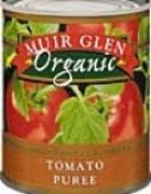 Muir Glen 04545 Muir Glen Tomato Puree- 12x28 OZ