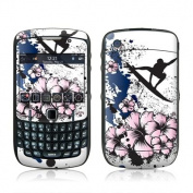 DecalGirl BBC5-AERIAL BlackBerry Curve 8500 Skin - Aerial