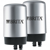 Brita Usa Chrome Brita On Tap Replacement filter BRITA-CHR-FAUCET- filter -2PK
