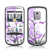 DecalGirl HHRO-TRANQUILITY-PRP HTC Hero Skin - Violet Tranquility