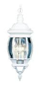 Livex 7527-03 Frontenac Exterior Lantern- White