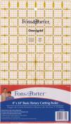 Fons & Porter Rotary Cutting Ruler, 2 .  cm x 35.6cm