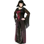 Vamptessa Adult Plus Halloween Costume, Size