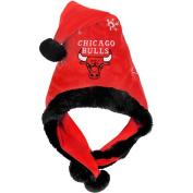 NBA Thematic Headwear Santa Hat, Chicago Bulls