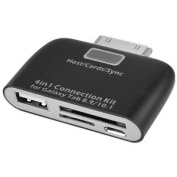 SIIG 4-IN-1 CONNECTIVITY ADAPTER FORACCS GALAXY TABLETS Notebook Accessories