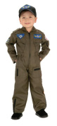 Costumes For All Occasions RU882701T Air Force Fighter Pilot Toddlr