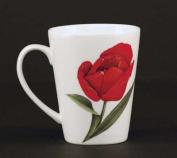 Euland China FL1-004T Set Of Two 350ml Mugs - Tulip