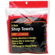 DetailiN Gear-Clean Rite-Tiger Accessories 3530 100 Percent Cotton Shop Towels