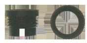 Specialty Archery 75314 S & S .60cm . Verifier Peep No. 8 White