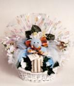 Gift Basket Village MoMe-med Mommy and Me Baby Gift Basket - Medium