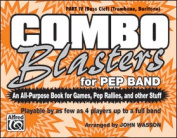 Alfred 00-MBC9609 Combo Blasters for Pep Band - Music Book