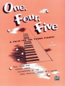 Alfred 00-11364X One- Four- Five - Music Book