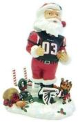 Atlanta Falcons Santa Claus Forever Collectibles Bobble Head