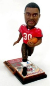 Tampa Bay Buccaneers Charlie Garner Ticket Base Forever Collectibles Bobble Head