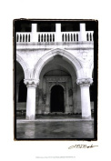 Old World Prints OWP30396D Archways of Venice V Poster Print by Laura Denardo -13 x 19