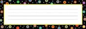 Creative Teaching Press Ctp4499 Dots On Black Name Plates