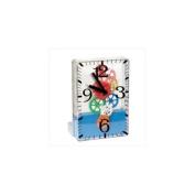 Maples Clock TCL07-2288 Moving-gear Desktop Clock