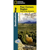 National Geographic Maps DM01020628 Four Corners Destination Map