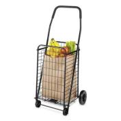 Whitmor Rolling Utility Cart Black