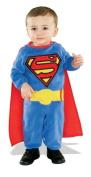 Costumes For All Occasions RU885301N Superman Newborn 0- .