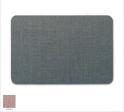 Marsh Industries Fc-182-0022 18X24 Burlap Wrapped Edge With Square Corner Bulletin Board - Soft Rose