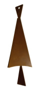 Patina Products B351 Small Solid Triangle Bell