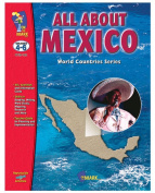 On The Mark Press OTM102 All About Mexico Gr. 4-6