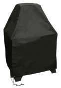 Landmann USA 29396 REDFORD COVER BLACK POLYESTER WITH PVC LINING SOLD AS ACCESSORY